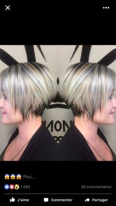 New hair short balayage brunette straight Ideas Balayage Straight Hair, Short Balayage, Short Straight Hair, Balayage Brunette, Balayage Hair, Short Hair Cuts, Short Hair Styles, Thick Hair, Stacked Hairstyles