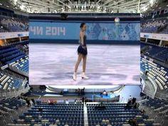 Mao Asada 2014 Olympic FS US