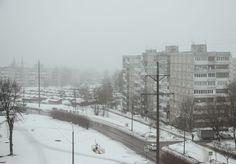 Fog by Michael Moyseyanchik