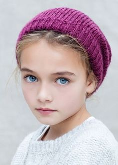 Lea Florence, french child model