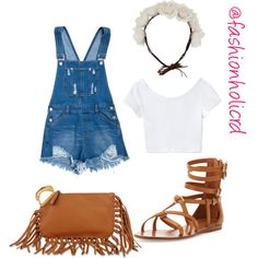 """""""overall"""" by giany-brit on Polyvore"""