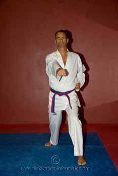 Deb middle punch,taekwondo basics