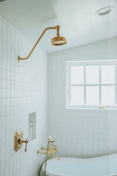Claire Thomas: Cottage Bathroom Tiles | Fireclay Tile | Fireclay Tile
