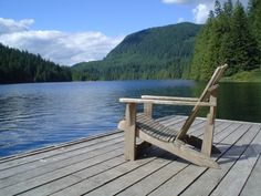 Loon Lake - Meetings & Retreats (UBC) - Maple Ridge BC Outdoor Chairs, Outdoor Decor, Take A Break, Cabin Fever, British Columbia, North America, Cottage, Live, Places