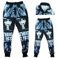 06e14f184f0a Online Shop New fashion men women joggers pants 3D print Tupac 2Pac  Character basketball pant