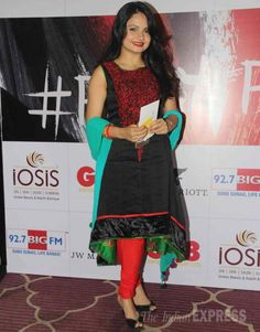 Giaa Manek at the 'Be With Beti' campaign on Women's Day. #Bollywood #Fashion #Style #Beauty
