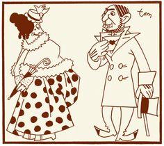Thomaz de Mello Ilustração 1.8.1930