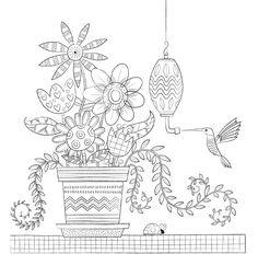 Amazon Home Sweet Un Libro Fabricadas A Mano Para Colorear Adulto 9780996599818 Steve Duffendack Libros