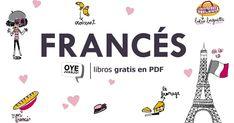 ¡Atención estudiantes de idiomas! Hemos reunido una biblioteca digital de 10 libros PDF para aprender francés de forma gratuita.