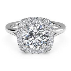 Halo Setting – Diamond Cellar