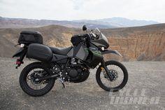 Cycle World - 2014.5 Kawasaki KLR650 New Edition