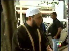 Mesquita em São Paulo pregando ódio contra ocidentais