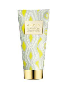 Aerin Gradual Tan for Face & Body