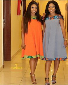 African Women's Clothing/ Dashiki women's dress / Ankara short gown / African fabric attire / Midi African Dress/ Party Dress/ Evening wear - Short African Dresses, African Fashion Designers, Latest African Fashion Dresses, African Print Dresses, African Print Fashion, Africa Fashion, African Women Fashion, African American Fashion, African Attire