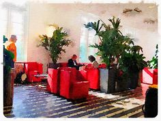 DB-Lounge Stuttgart