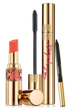 In love with this limited- edition YSL set that includes everything needed to look on point this holiday season.