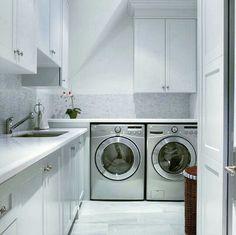 #laundryroom #white