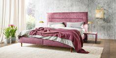 Bett JOKA Capri 2460 Sofas, Modern, Capri, Bed, Design, Furniture, Home Decor, Beds, Living Area