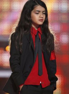 Blanket Jackson...Prince Michael II.....he is all Jackson isn't he...through and through!