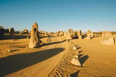 Cervantes pinnacles - John Crux Photography/Getty Images