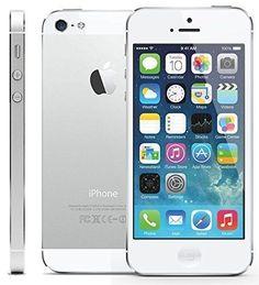 Apple iPhone 5 Silver 16GB (AT&T) Smartphone G-VGC att | eBay