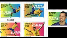 Piłka nożna. Rekordowe zainteresowanie znaczkami z Ibrahimoviciem
