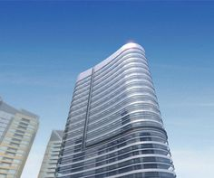 Dubai Waterfront, Skyscraper, Building, Design, Skyscrapers, Buildings, Construction