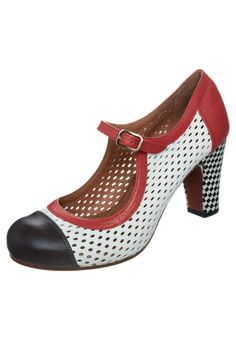 Chie Mihara - LUCA - High Heel Pumps - regis asfalto/costa blanco