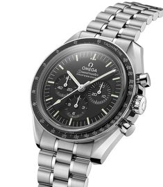 The new Omega Speedmaster Moonwatch Master Chronometer launched on January 4, 2021 #omegaspeedmaster #omegamoonwatch #speedmaster
