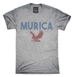 Funny Murica T-Shirts, Hoodies, Tank Tops
