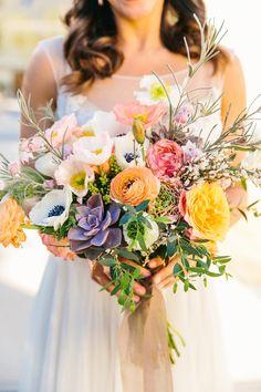 Hello Gem Events | Bohemian Ace Palm Springs Wedding | Jennifer Emerling Photography