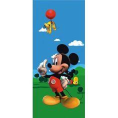 Mickey egér álló poszter (90 x 202 cm) Disney Mickey Mouse, Minnie Mouse, Embossed Wallpaper, Wallpaper Roll, Wall Wallpaper, Air Balloon, Balloons, Buy Wallpaper Online, Decoration Originale