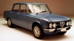 1962: Alfa Giulia The Alfa Giulia had a better Cd than a Porsche 911 of the same year. It might have looked boxy, but it proves much aerodynamic success lies in the detail