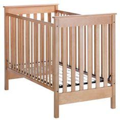Straight Up Crib (Natural)  | The Land of Nod