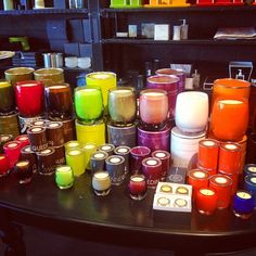 We love our Marianne Guedin #candles
