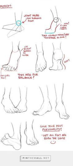 Learn To Draw People - The Female Body - Drawing On Demand Human Figure Drawing, Figure Drawing Reference, Body Reference, Art Reference Poses, Anatomy Reference, Feet Drawing, Body Drawing, Drawing Base, Drawing Tips