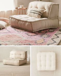Oh so soft and comfy, add extra seating to any area #affiliate