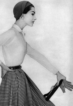 1950s fashion. by cathy