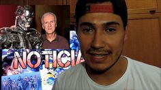 NOTICIAS // PRIMER VISTAZO DE CABLE, EL REY LEÓN, TERMINATOR, SHAZÁM.. - YouTube Videos, Cable, Baseball Cards, Youtube, Fictional Characters, Cabo, Cords, Fantasy Characters, Electrical Cable