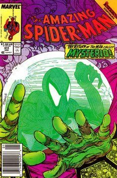 Todd McFarlane 'Amazing Spider-Man' art