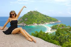 10 Reasons Koh Tao Just Might Be My Favorite Little Island in Thailand- includes how to get there from Bangkok