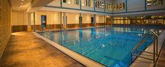 Zwembad - Faciliteiten - Caesar sports Den Haag. Met dank aan StudioZo Voorschoten.