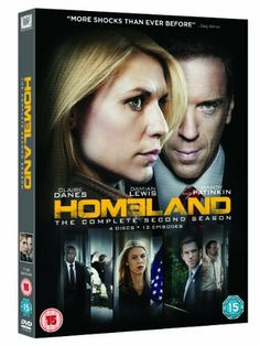 Homeland - Season 2 [DVD] DVD ~ Damian Lewis, http://www.amazon.co.uk/dp/B0081OM6UY/ref=cm_sw_r_pi_dp_bolLsb01AE9VB