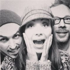 Paul Amos, Ksenia Solo & Kris Holden-Ried | Lost Girl Fun