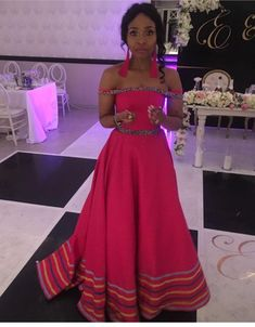 Pedi Traditional Attire, Sepedi Traditional Dresses, South African Traditional Dresses, Traditional Wedding Attire, African Traditional Wedding, African Print Wedding Dress, African Print Dresses, African Print Fashion, African Fashion Dresses