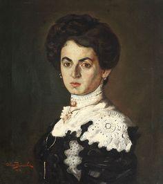 """""""Portretul Sofiei Nădejde"""""""