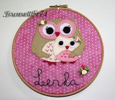 ♥♥♥ Lenka... by sweetfelt \ ideias em feltro, via Flickr