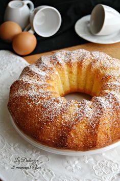 Food Cakes, Ricotta Dessert, Nutella, Cheesecake Pops, Cake Recipes, Dessert Recipes, Bite Size Snacks, Torte Cake, Rustic Cake