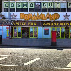 Dreamland Margate the ideal destination of my childhood!