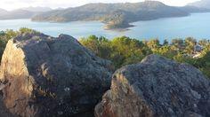 Hamilton Island - One Tree Hill lookout